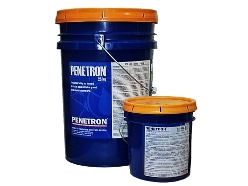 Гидроизоляция системы Пенетрон