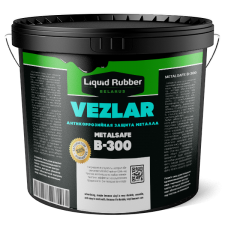 Антикоррозийная защита металла — MetalSafe B-300 / VezLar