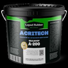 Цветное гидроизоляционное покрытие — SealRoof A-200/AcriTech